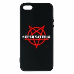 Чехол для iPhone5/5S/SE Supernatural