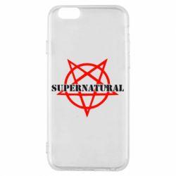 Чехол для iPhone 6/6S Supernatural