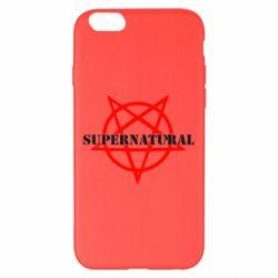 Чехол для iPhone 6 Plus/6S Plus Supernatural