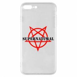 Чехол для iPhone 8 Plus Supernatural