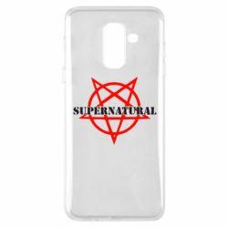 Чехол для Samsung A6+ 2018 Supernatural