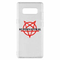 Чехол для Samsung Note 8 Supernatural