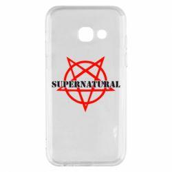 Чехол для Samsung A3 2017 Supernatural