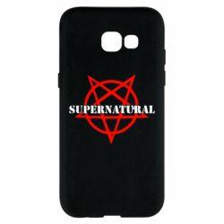 Чехол для Samsung A5 2017 Supernatural