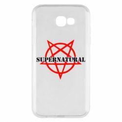 Чехол для Samsung A7 2017 Supernatural