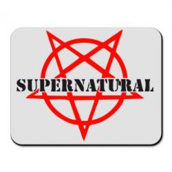 Коврик для мыши Supernatural