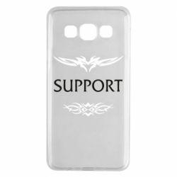 Чехол для Samsung A3 2015 Support