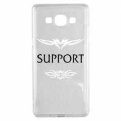 Чехол для Samsung A5 2015 Support
