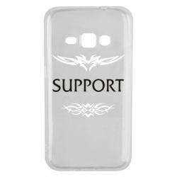 Чехол для Samsung J1 2016 Support