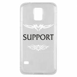 Чехол для Samsung S5 Support