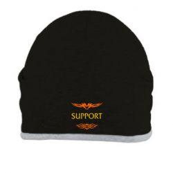 Шапка Support