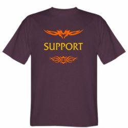 Мужская футболка Support