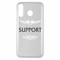 Чехол для Samsung M30 Support