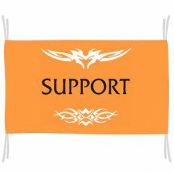 Флаг Support