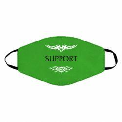 Маска для лица Support