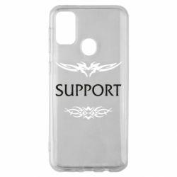 Чехол для Samsung M30s Support
