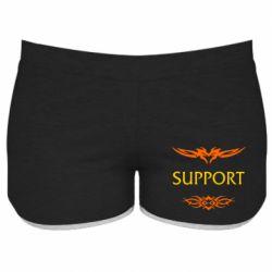 Женские шорты Support