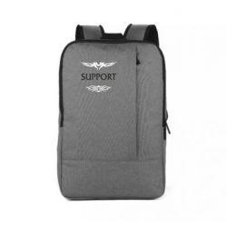 Рюкзак для ноутбука Support
