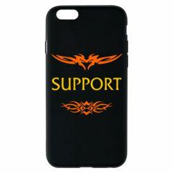 Чехол для iPhone 6/6S Support