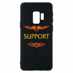 Чехол для Samsung S9 Support