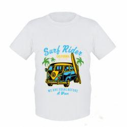 Дитяча футболка Surf Rider