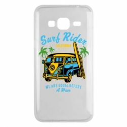Чохол для Samsung J3 2016 Surf Rider
