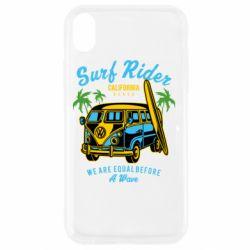 Чохол для iPhone XR Surf Rider