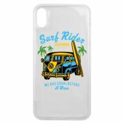 Чохол для iPhone Xs Max Surf Rider