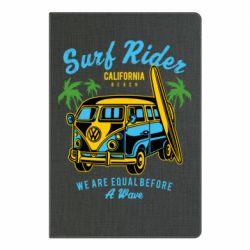 Блокнот А5 Surf Rider