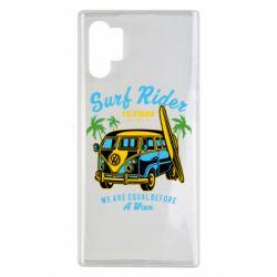 Чохол для Samsung Note 10 Plus Surf Rider
