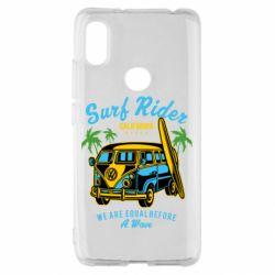 Чохол для Xiaomi Redmi S2 Surf Rider