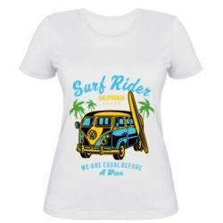 Жіноча футболка Surf Rider