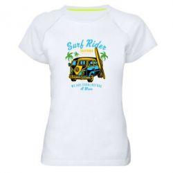 Жіноча спортивна футболка Surf Rider