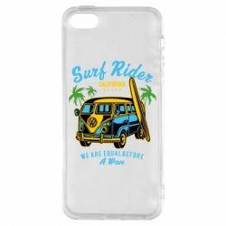 Чохол для iphone 5/5S/SE Surf Rider