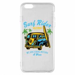 Чохол для iPhone 6 Plus/6S Plus Surf Rider
