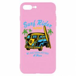 Чохол для iPhone 8 Plus Surf Rider