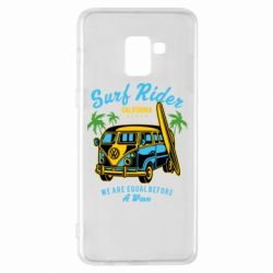 Чохол для Samsung A8+ 2018 Surf Rider
