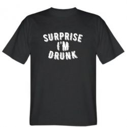 Футболка Surprice i'm drunk 2
