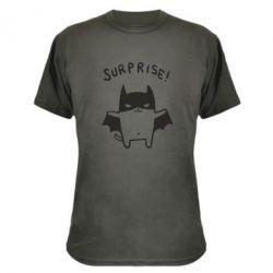 Камуфляжная футболка Surprise!