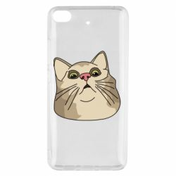 Чехол для Xiaomi Mi 5s Surprised cat