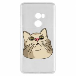 Чехол для Xiaomi Mi Mix 2 Surprised cat