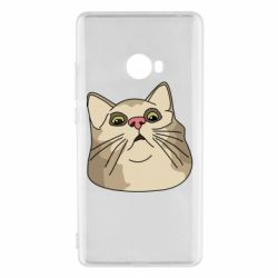 Чехол для Xiaomi Mi Note 2 Surprised cat