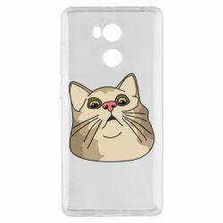 Чехол для Xiaomi Redmi 4 Pro/Prime Surprised cat