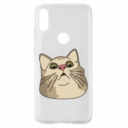 Чехол для Xiaomi Mi Play Surprised cat