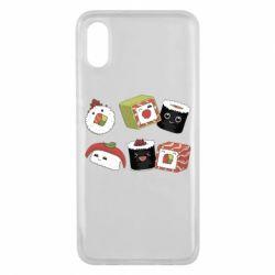 Чохол для Xiaomi Mi8 Pro Sushi