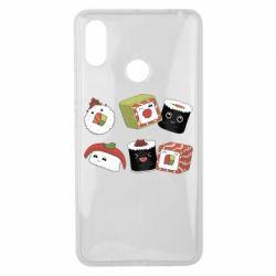 Чохол для Xiaomi Mi Max 3 Sushi