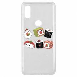 Чохол для Xiaomi Mi Mix 3 Sushi