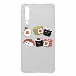 Чохол для Xiaomi Mi9 Sushi