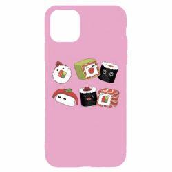 Чохол для iPhone 11 Sushi