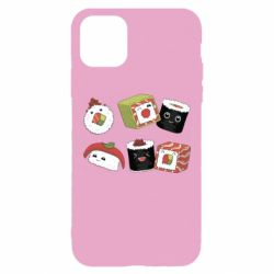 Чохол для iPhone 11 Pro Max Sushi